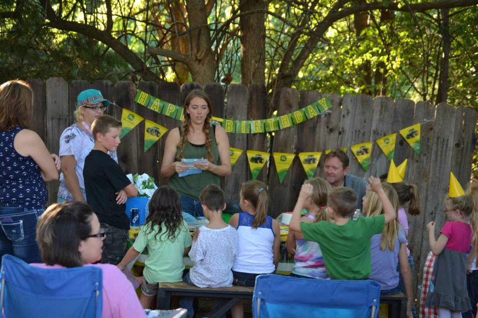 Birthday Parties at New Life Trails